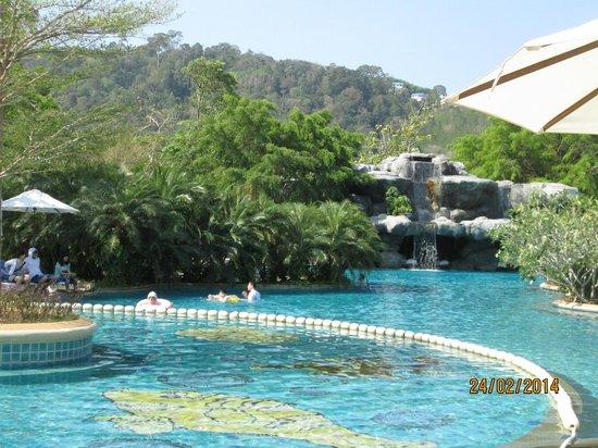Duangjitt Resort & Spa: Pool