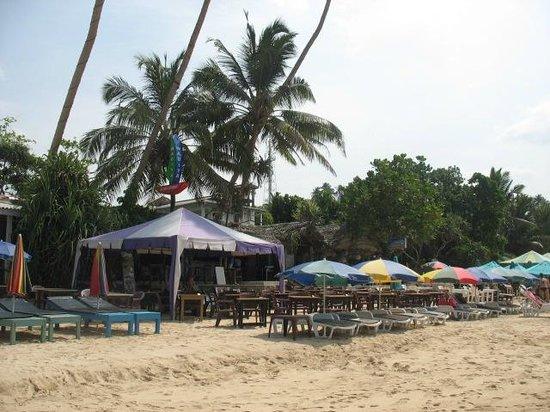 Sunbeam Beach Resort: Spiaggia