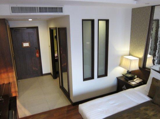 De Naga Hotel: Room View