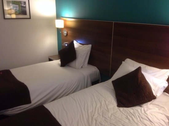 Days Inn Liverpool City Centre : Greie senger