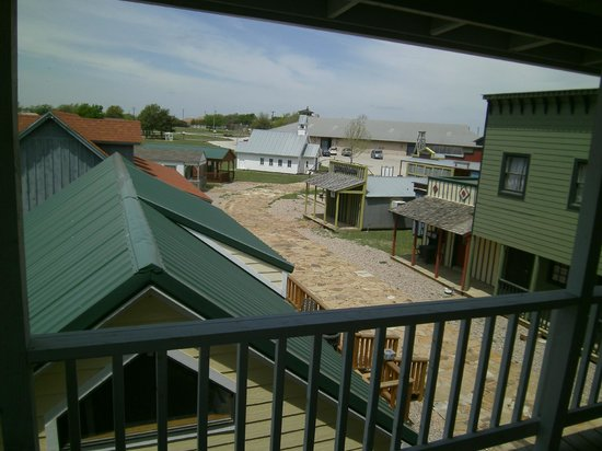 Beaumont Ranch: View form deck
