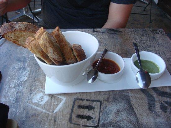 Pan di Bacco: Onion Bread