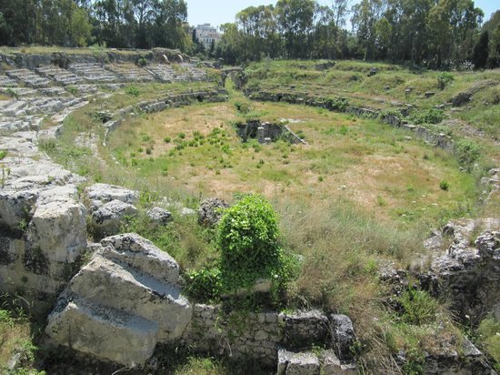 Ortigia: Anfiteatro Romano