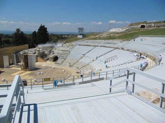 Ortigia: Teatro Griego