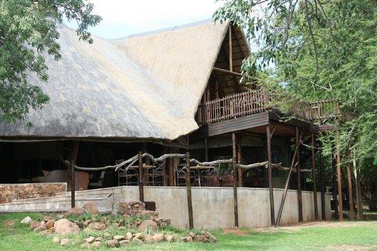 Itaga Luxury Private Game Lodge : Itaga Lodge