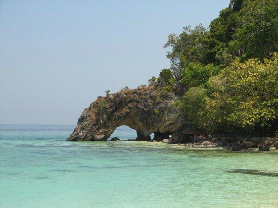 Raja Laut Kota Kinabalu Cruise: The Lovers' Gate