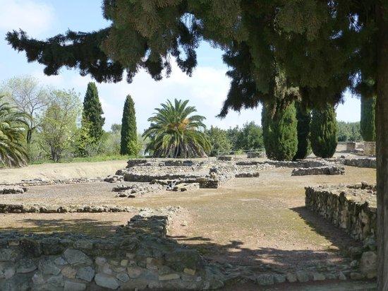 Ensemble Archéologique d'Itàlica : Scene of Italica