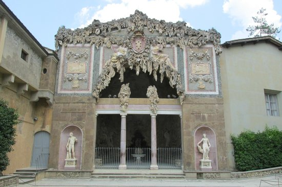 Palazzo Pitti: Grotta Grande