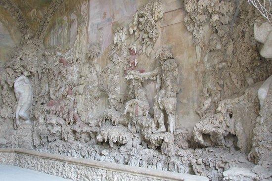 Palazzo Pitti: Grotta