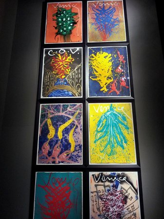 chihuly garden and glass posters