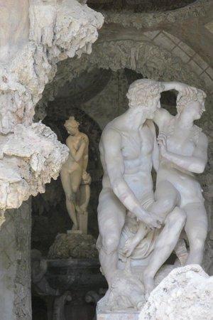 Palazzo Pitti: Paris, Helen and Venus