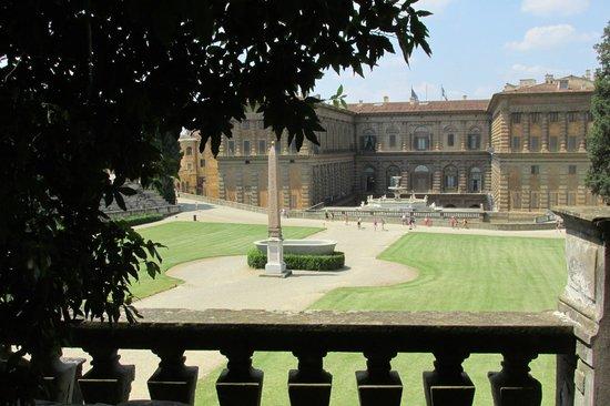Palazzo Pitti: Amphitheatre