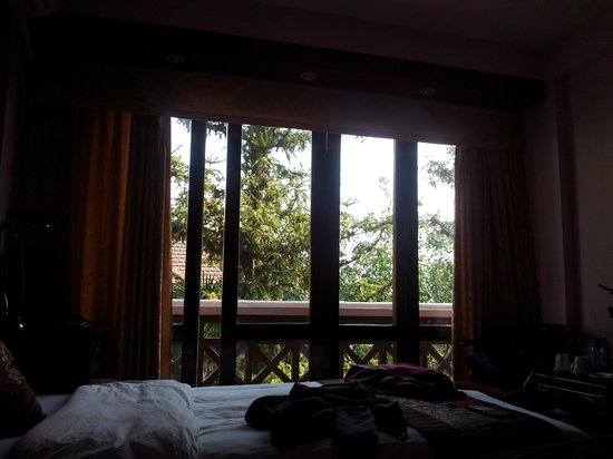 "Sapa Paradise View Hotel: ""mountain view"""