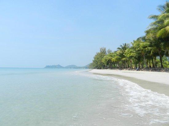 Khlong Prao Beach : Klein paradijs
