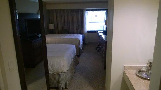 Hyatt Regency Orlando: 2 queen room