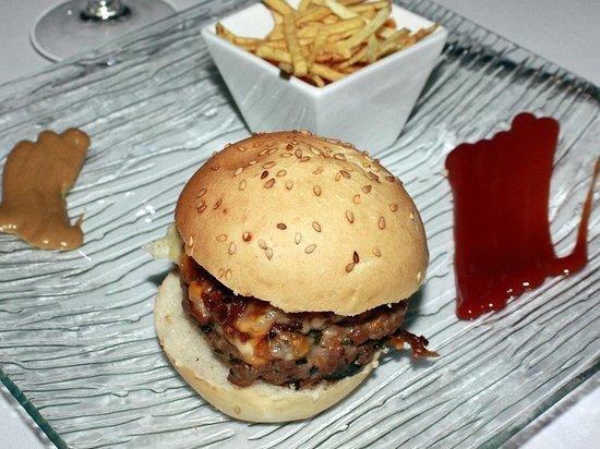 Restaurante Casa Jose Maria: MIni burguer de retinto