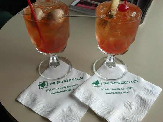 The Butterfly Club: The Buttefly Club - Wisconsin Tradition - Old Fashioned - Beloit WI