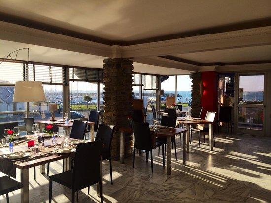 Restaurant La Tourelle des Roches Blanches : !