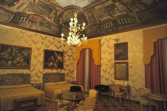 Hotel La Rosetta : Room Interior at La Rosetta