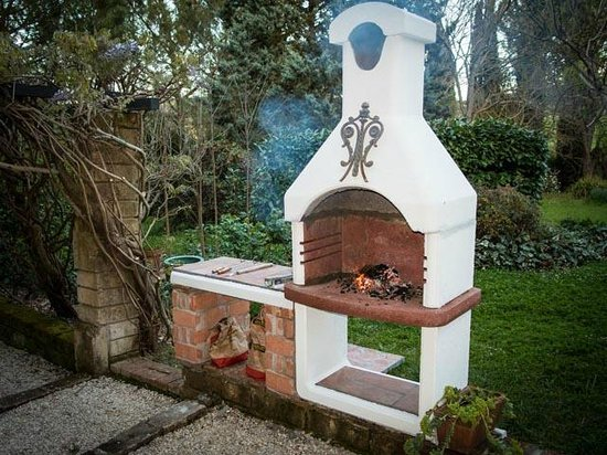 Tenuta Sospesa: Barbecue