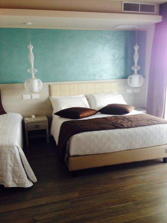 Ambasciatori Hotel: Suite luna camera