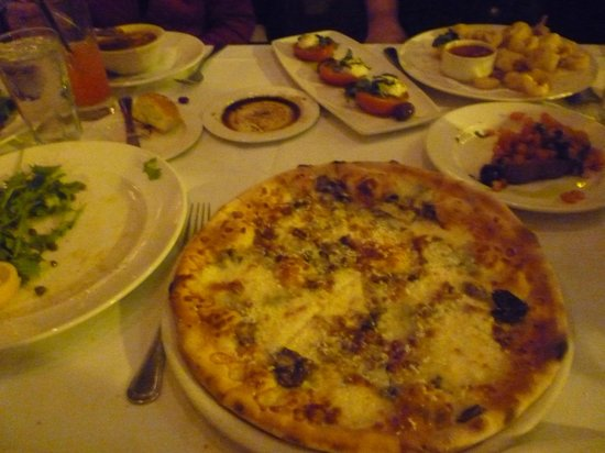 Il Fornaio: great food