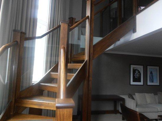 Crowne Plaza London Kensington: Stairs