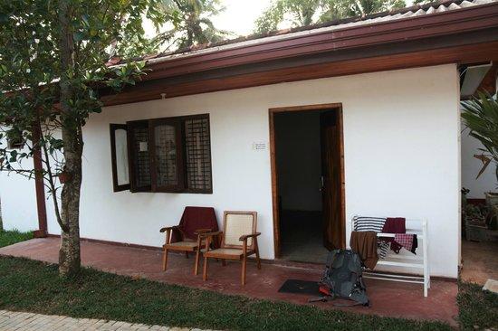 Bandhusena House & Apartment : Entrace to appartment