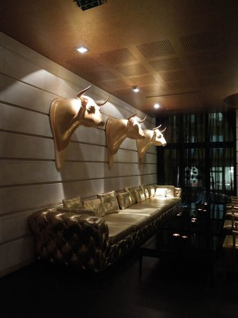 Hotel Banke : bar