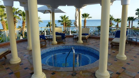 Hyatt Regency Sharm El Sheikh Resort : Whirlpool