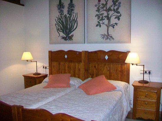 Hotel Rural Olatzea : Habitación 201