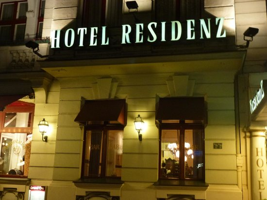 Henri Hotel Berlin: Fasade