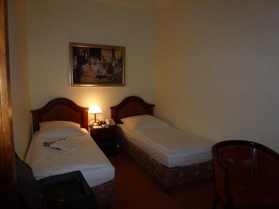 Henri Hotel Berlin: Double room