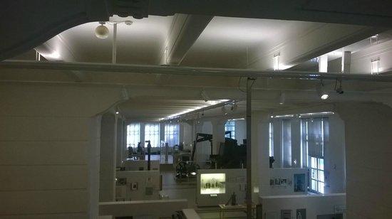 Technisches Museum: Inside