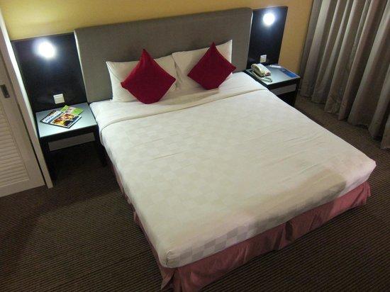 Hotel Novotel Kuala Lumpur City Centre : Room View