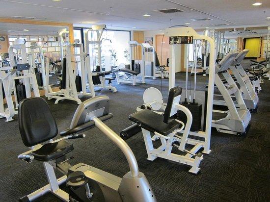 Hotel Novotel Kuala Lumpur City Centre: Gym