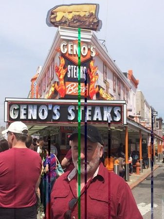Geno's Steaks : Genos of Philly