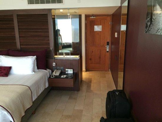 Presidente InterContinental Cancun Resort: Habitación