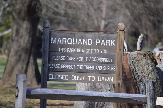 Marquand Park