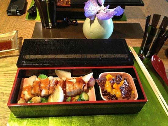 Restaurant Yoshi: Plat principal