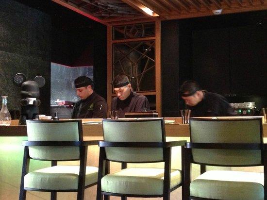 Restaurant Yoshi: Cuisine