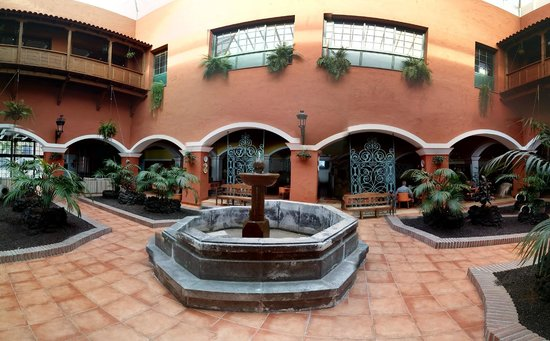 La Palma Princess & Teneguia Princess: main lobby