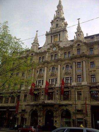 Boscolo Budapest, Autograph Collection : Boscolo Hotel