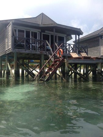 Kuredu Island Resort & Spa: Our villa
