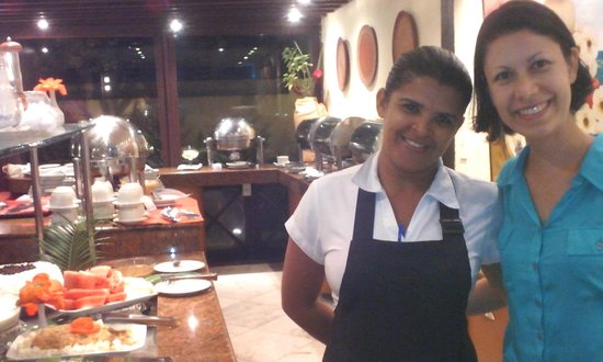 Portobello Praia Hotels and Resorts: Funcionários simpáticos que te deixam a vontade