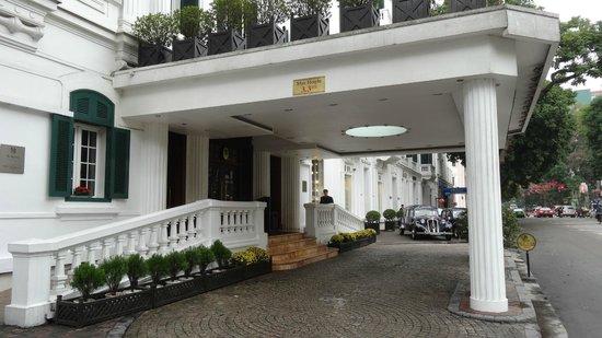 Sofitel Legend Metropole Hanoi: Entrée principale