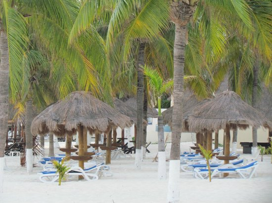 Presidente InterContinental Cancun Resort: Playa