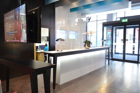 Ibis Styles Liverpool Centre Dale Street: Reception