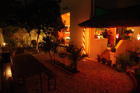 Trip'n'Hostel: warm atmosphere