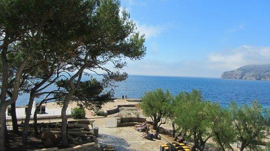 Olimarotel Gran Camp de Mar: A room with a view!